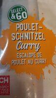 Sandwich escalope de poulet au curry - Product - fr