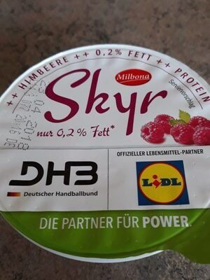 Skyr Himbeer - Product
