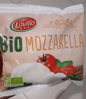 Bio mozzarella - Product - cs
