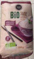 Riz basmati bio - Product - en