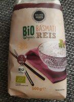 Riz basmati - Ingredients - en