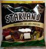 Starland Fruchtgummi- und Lakritzmischung - Produkt