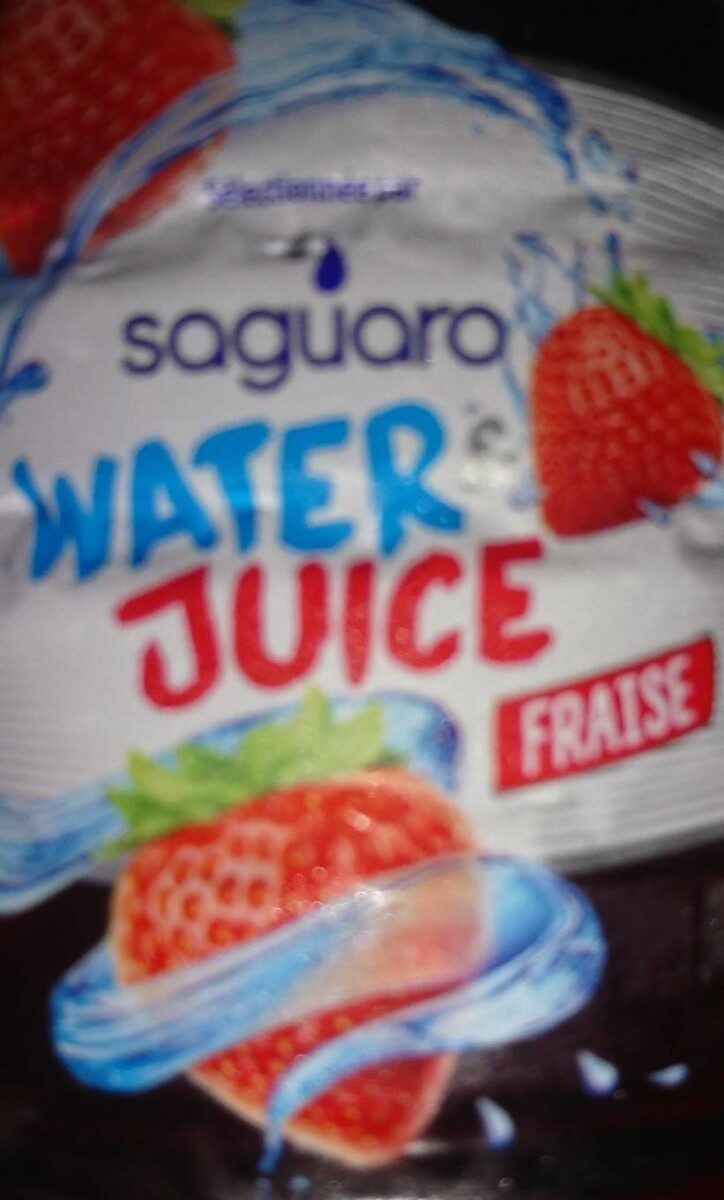 Water juice - Product - fr