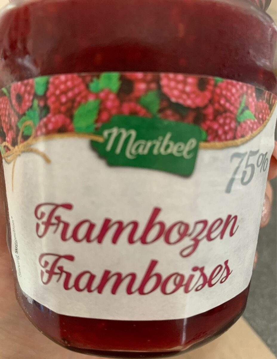 Confiture framboise - Producto
