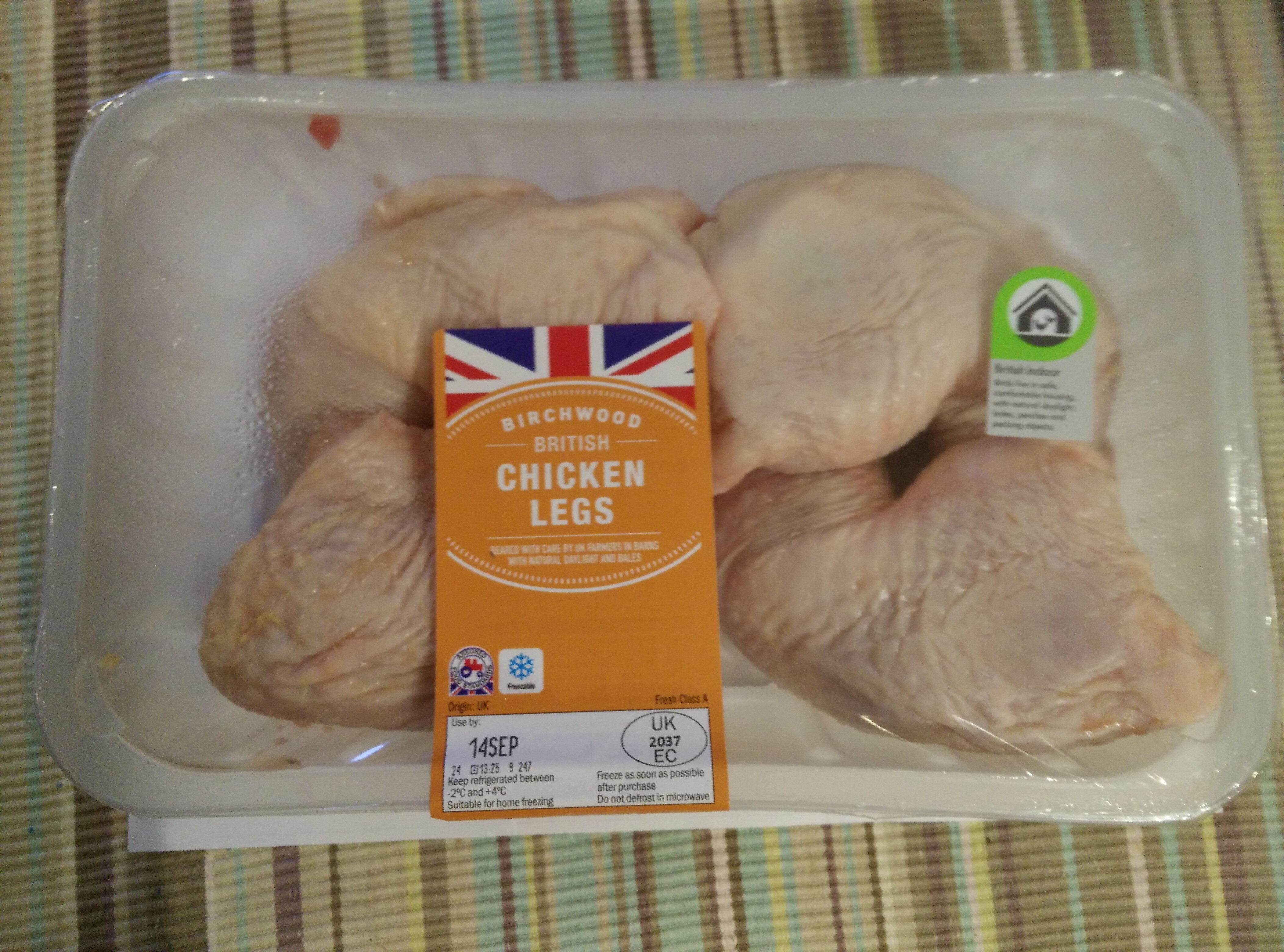 Chicken Legs - Product