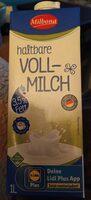 haltbare Vollmilch - Produit - de