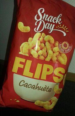 Snack day FLIPS - Produit - fr