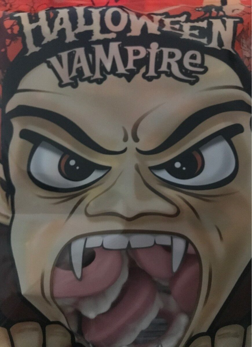 Halloween vampire - Product - fr