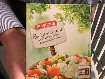Buttergemüse - Produit - en