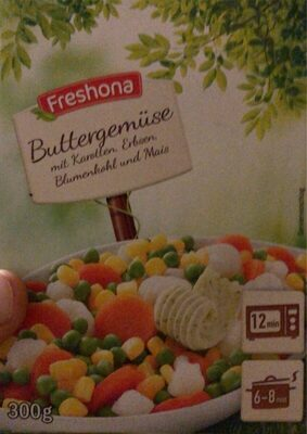 Buttergemüse - Product