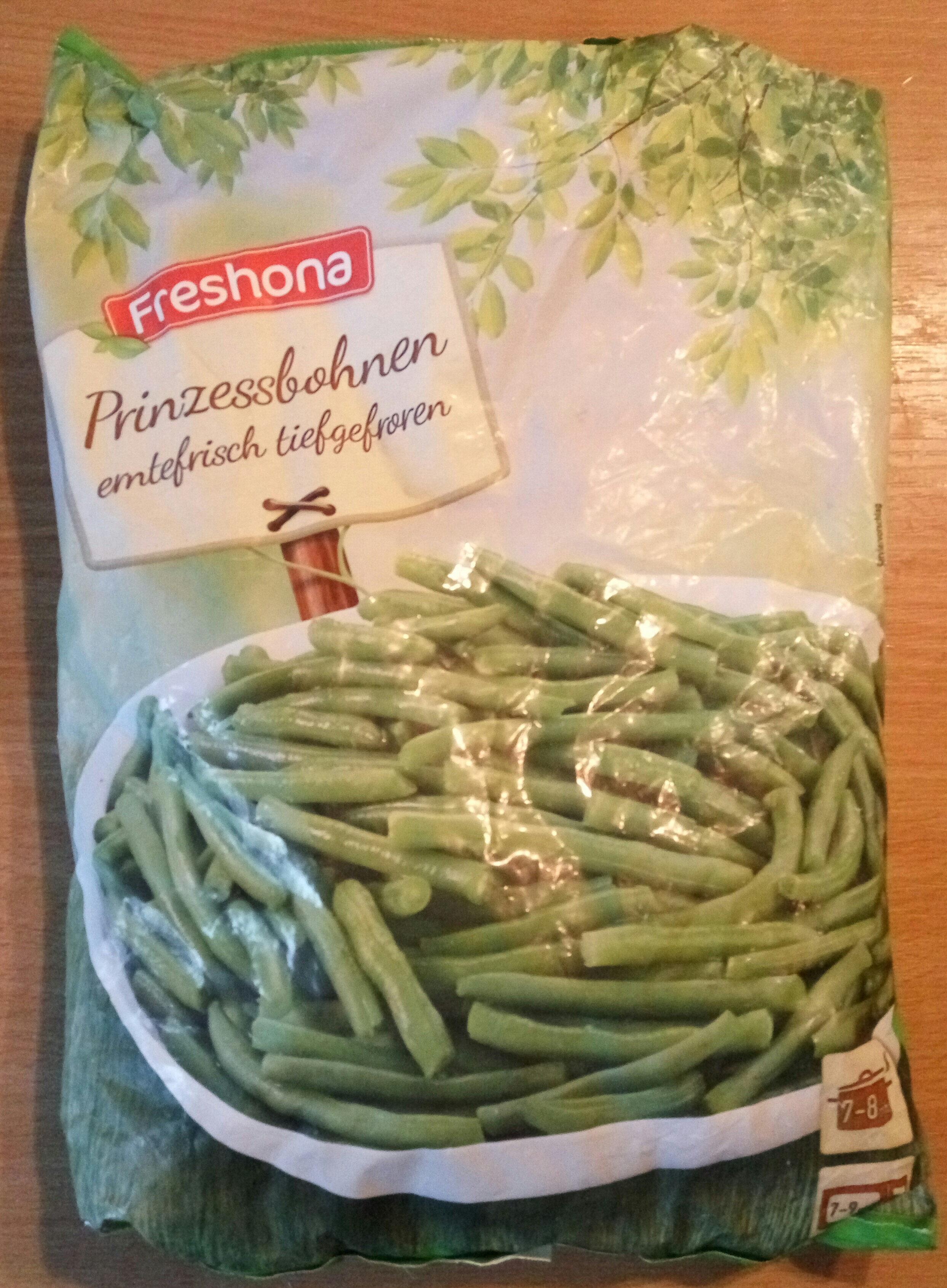 Prinzeasbohnen - Produit - de
