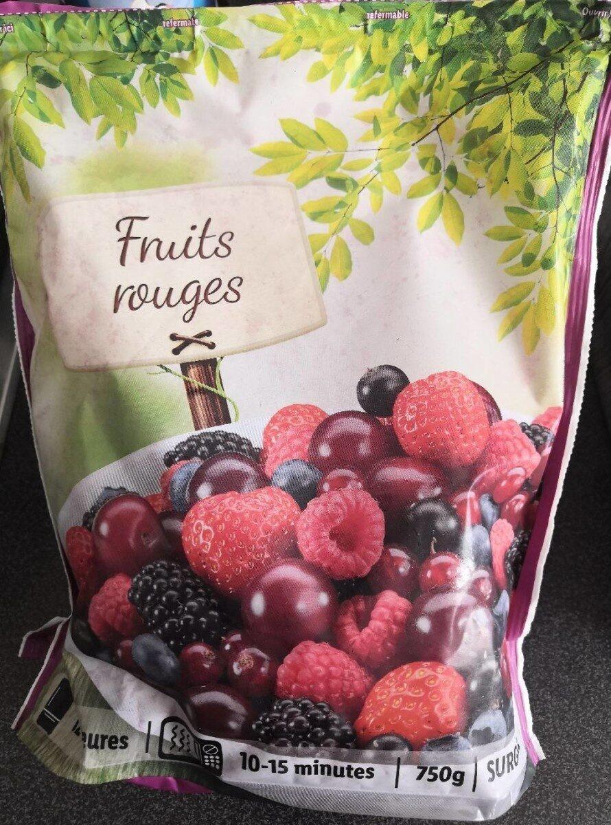 Fruits rouges - Produit - fr