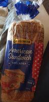 Vollkorn Sandwich Toast - Produkt - de