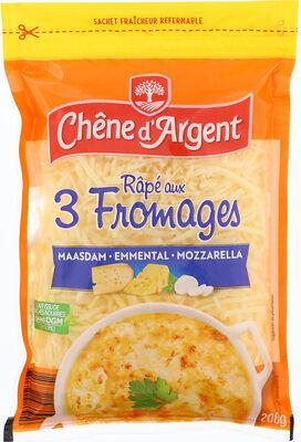 Râpé aux 3 fromages - 8