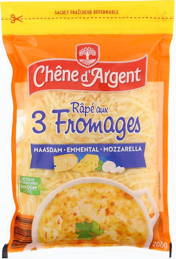 Râpé aux 3 fromages - Produit - fr