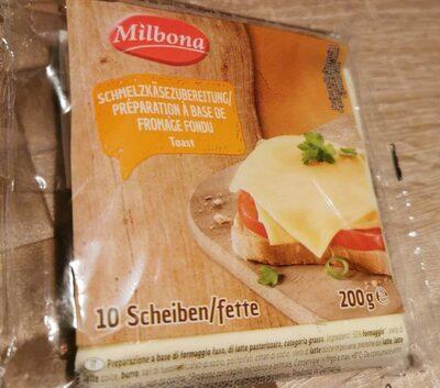 Préparation à base de fromage fondu - Produit - fr