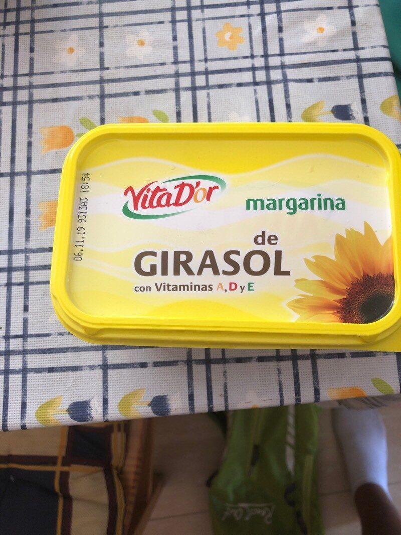 Margarina de girasol - Produkt