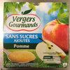Purée de pomme SSA - Product