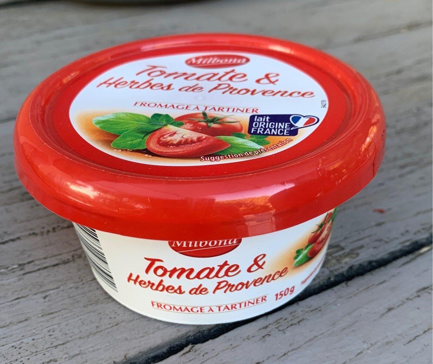 Tomate et herbes de provence - Produit - fr