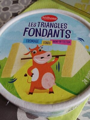 Les triangle fondants - Produit - fr