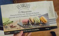 Macaron - Produit