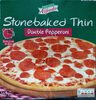Stone baked Pepperoni Pizza - Product
