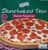 Stone baked Pepperoni Pizza - Produit