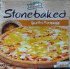 Stone baked Quattro Fromaggi Pizza - Produit