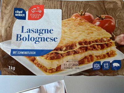 Lasagne bolognaise - Produit - hu