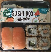 Sushi box Akashi - Product - fr