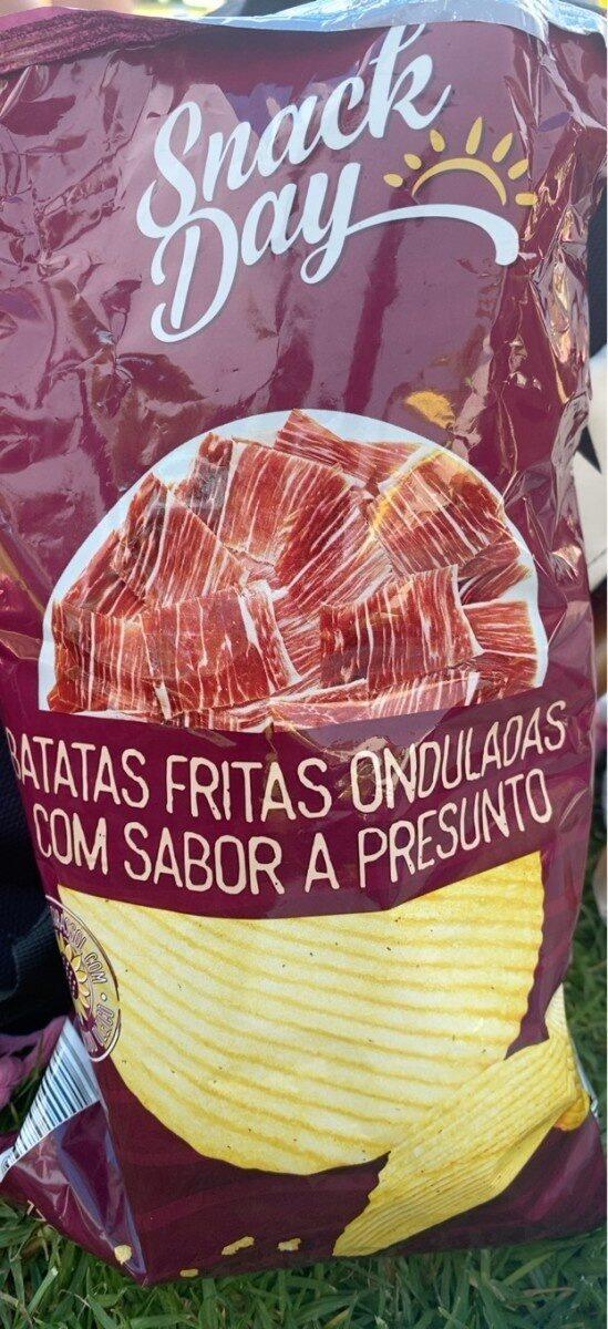Batatd fritas presunto - Produto - pt