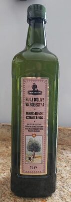 Huile d'olive vierges extra - Prodotto - fr