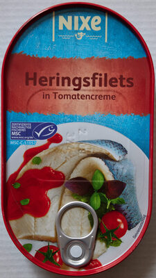 Heringsfilets in Tomatencreme - Product - de