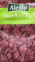 Sauerkirschen getrocknet - Produit - en