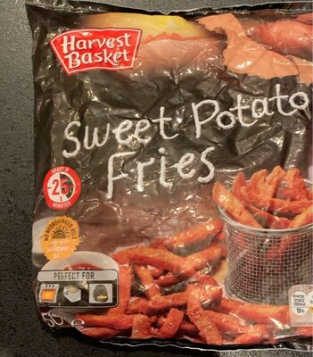 Sweet potato fries - Produkt - de