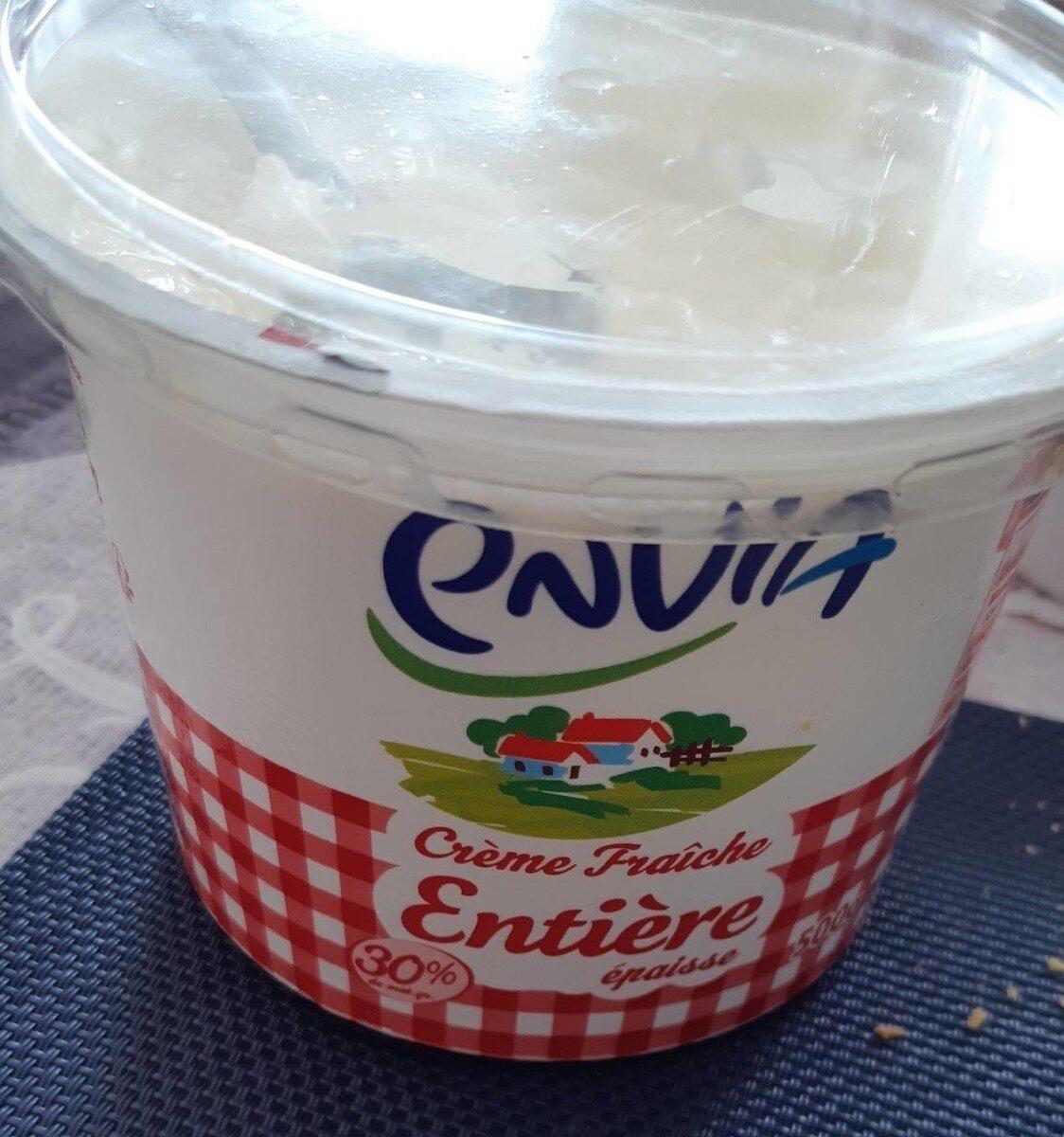 Crème fraîche entière 30% - Product - fr