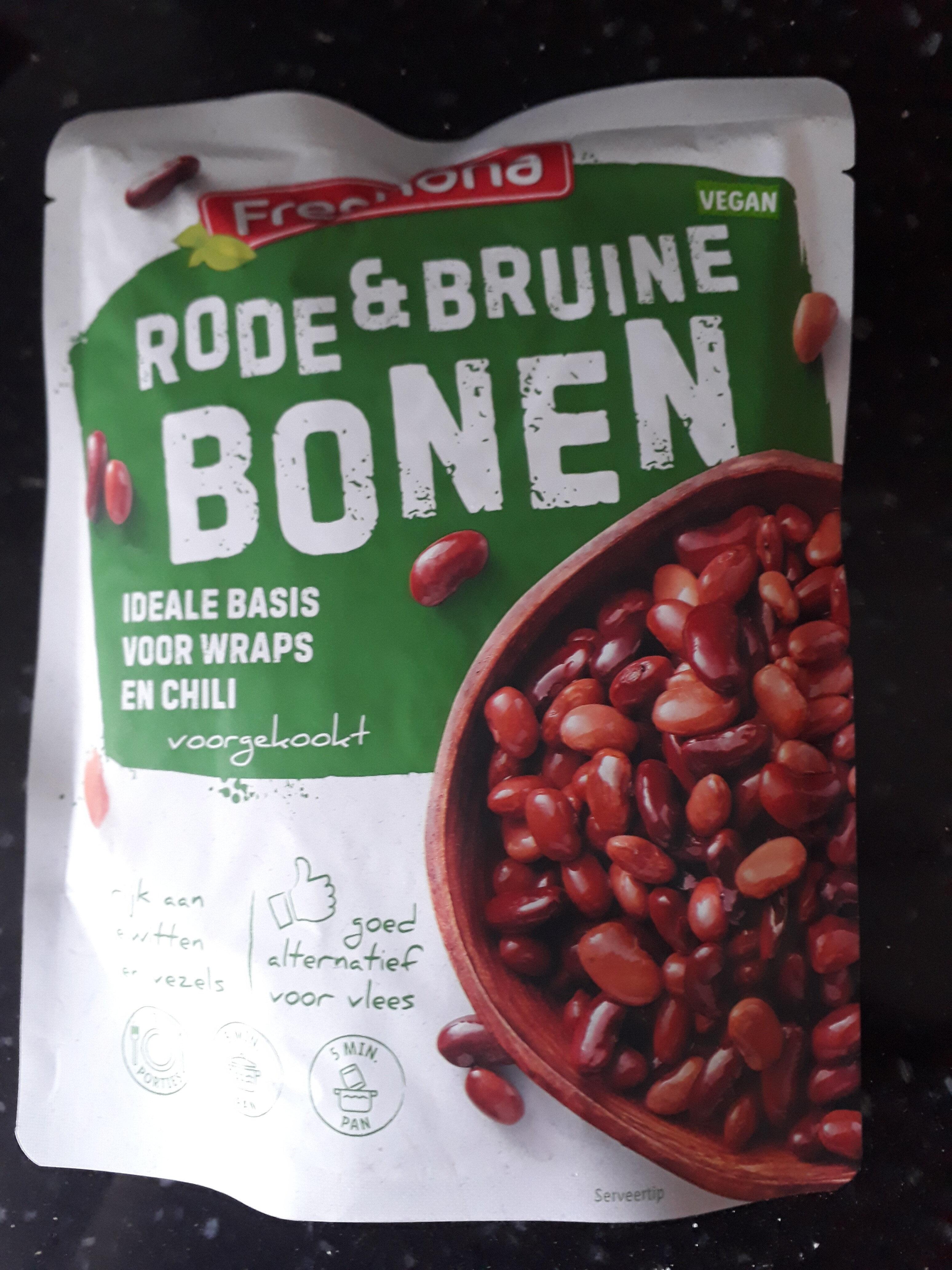 Rode & Bruine bonen - Product - nl