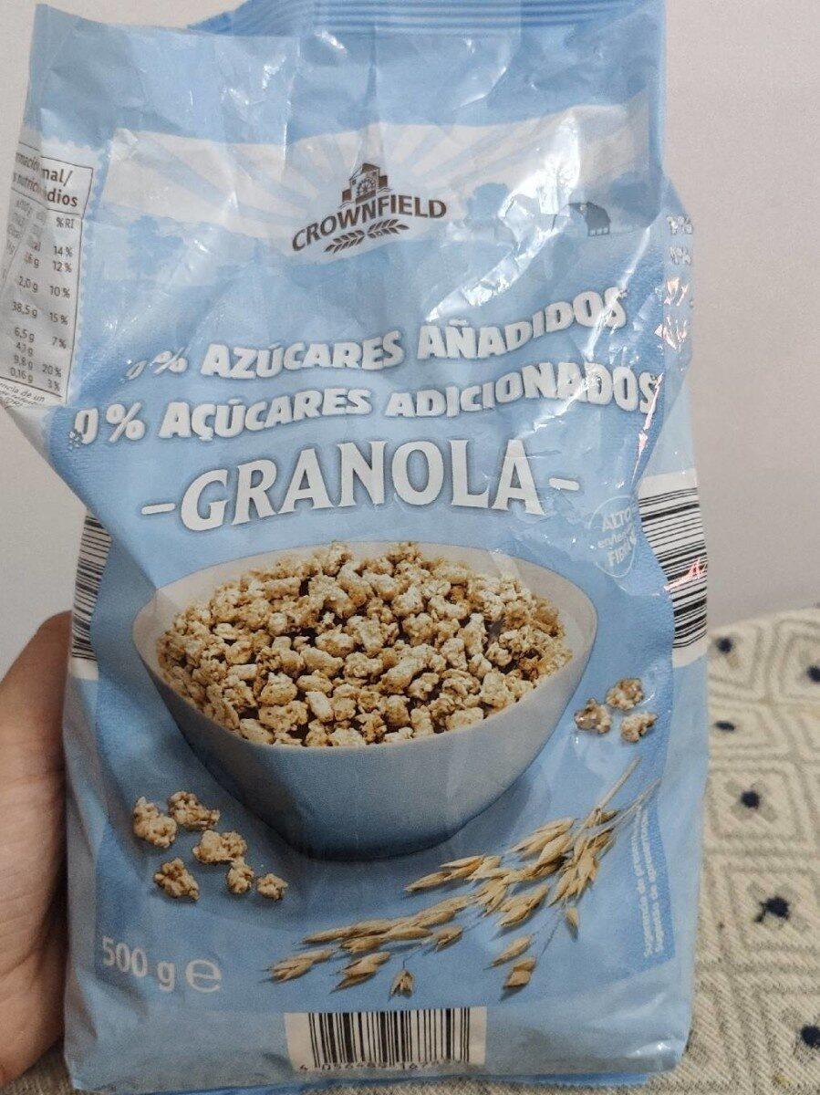 Granola - Producto - es