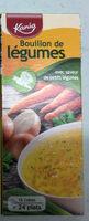 Bouillon de legumes - Prodotto - en