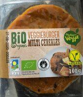 Veggieburger multi cereales - Product - es