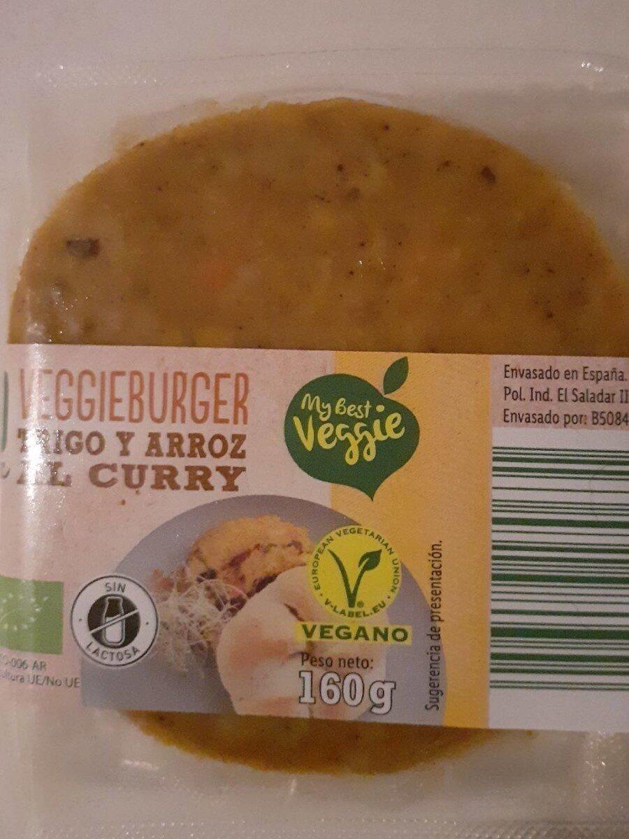 VEGGIEBURGER - Product - es