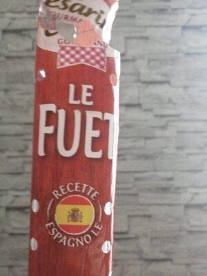 Le fuet - Produit - fr