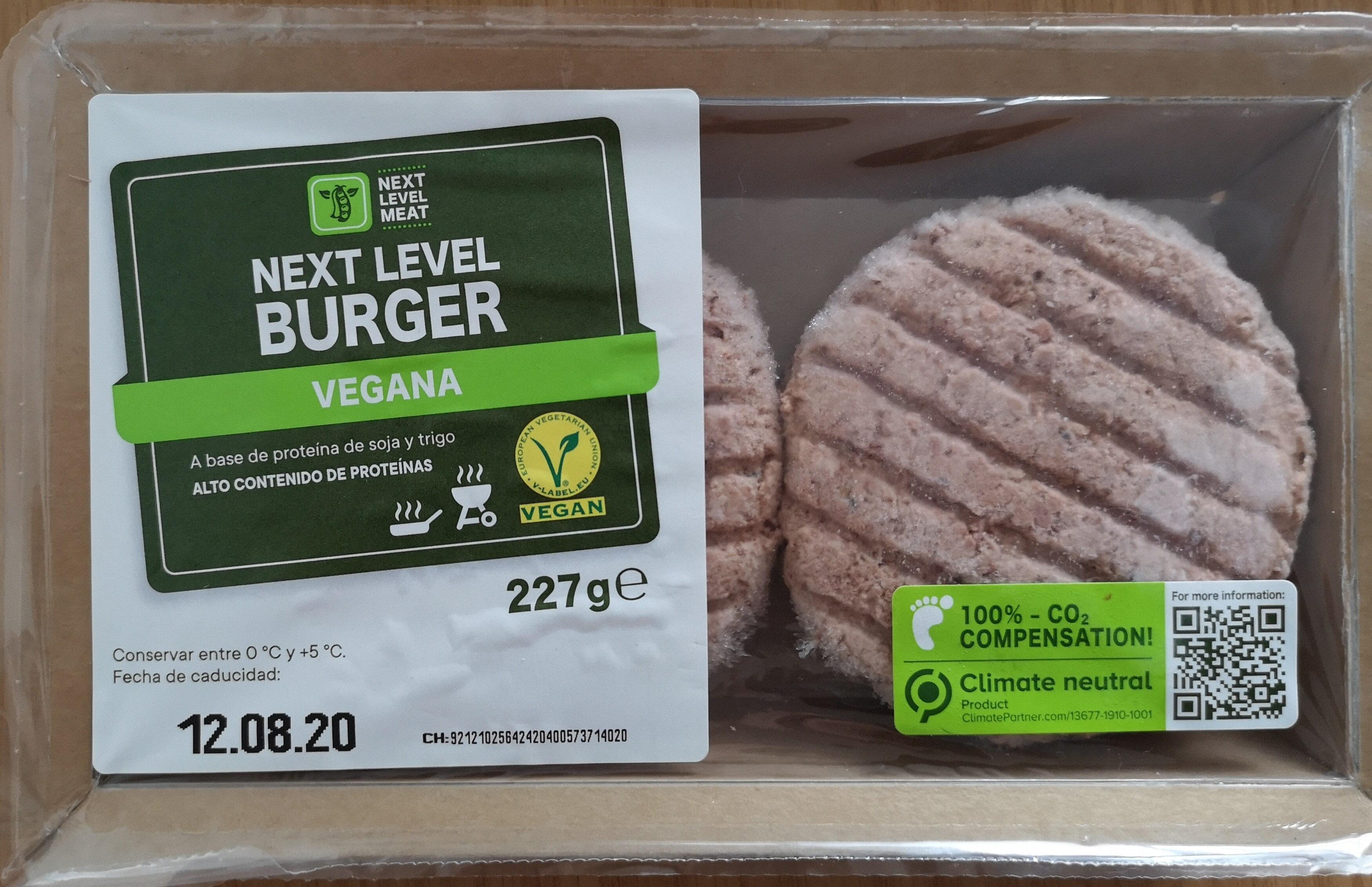 Next level burger - Prodotto - es