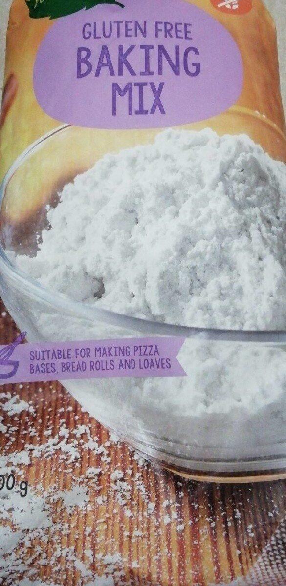 Baking Mix gluten free - Produkt - de