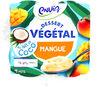 Dessert végétal Mangue - Product