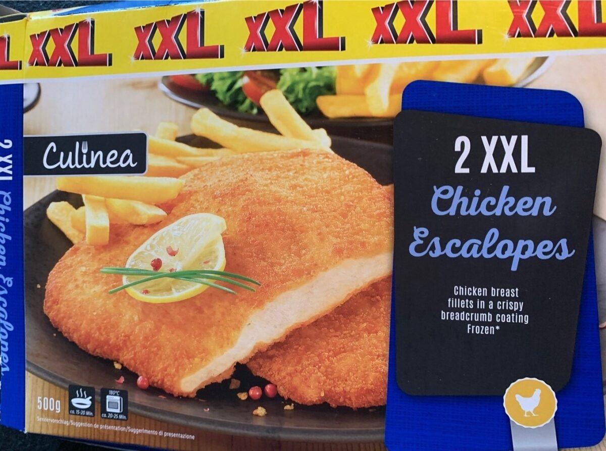 Chicken Escalopes - Produkt - fr