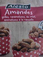 Caramelised Almonds - Prodotto - fr