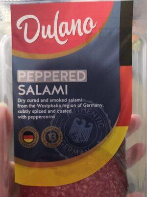 Peppered Salami - Product - en