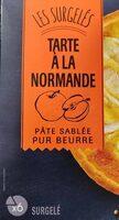 Tarte à la normande - Product - fr