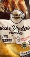 Brioche vendeenne tranchee - Prodotto - fr